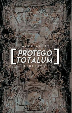 Protego Totalum》Marvel one-shots by rcsewilson