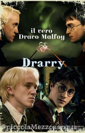 IL VERO DRACO MALFOY //Drarry OS by introverxx