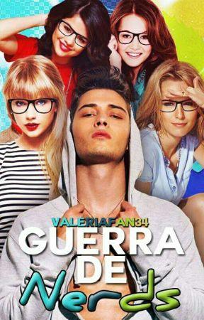 Guerra de  Nerds by valeriafan34