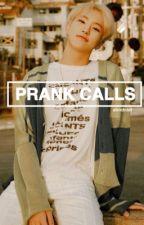 Prank Calls | Hoshi by ahndniel