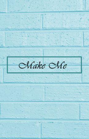Make Me    Taekook by jeontaelove
