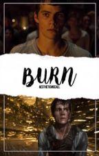 Burn; TMR ➵ Thomas by strangersquib