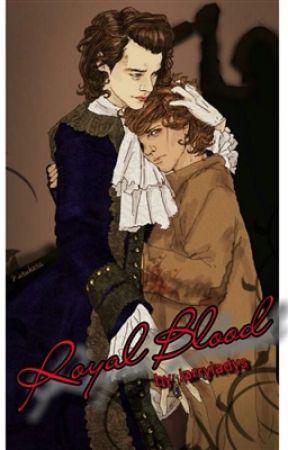 Royal Blood by larrydayys