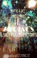 A Sky full of Stars (Zodiacs) by katcat27802