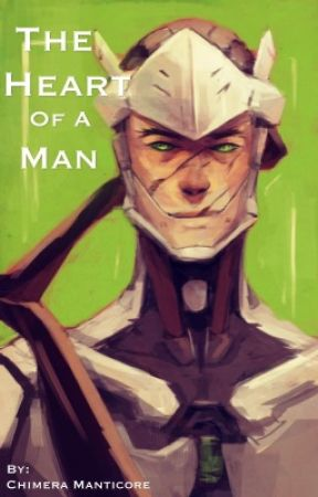The Heart of A Man- Genji Shimada by ChimeraManticore