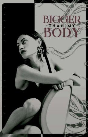 bigger than my body ⋆ dc au by neonhades