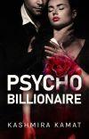 Psycho Billionaire [SAMPLE, PUBLISHED] ✔️ cover