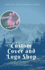 Custom Cover and Logo Shop OPEN by BluMoonTwilight