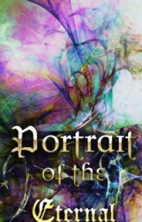Portrait of the Eternal by clowen