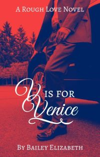 V is for Venice cover
