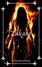 Zakara: Fire Within (An Allanon Fanfic) by becketharowndy