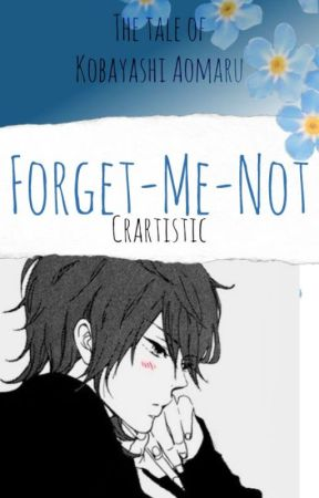Forget-Me-Not {Naruto/Male OC} by crartistic