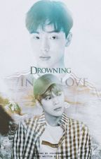 Drowning In Love || S.Hyunwoo x L.Minhyuk by prdsdef06