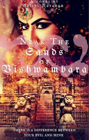 Near The Sands Of Vishwambara by amazing2awesome