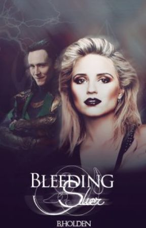 Bleeding Silver : A Loki FanFiction by Imagine_Marvel