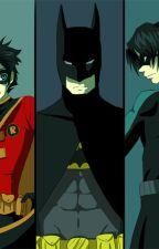 Once a Bat, Always a Bat- (Batfamily/Avengers Crossover) by quailbirdbb