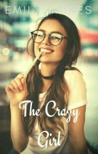 The crazy girl by The-Weird-Side