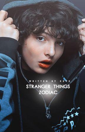 Stranger Things Zodiac by sirensofgotham