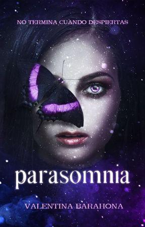 Parasomnia #1 by Nyhlea