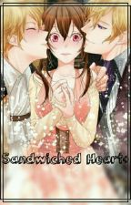 Sandwiched Heart_Klaus Vs Elias by scarletmoooooon