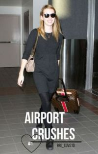 Airport Crushes (1D) cover