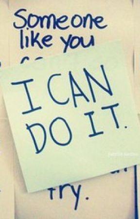 Believe in yourself by sinnacyl