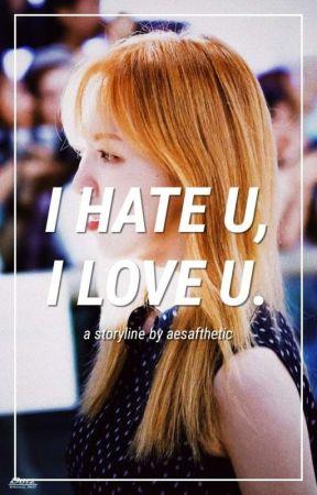 i hate u, i love u | s.sw (ft. m.yg) by aesafthetic