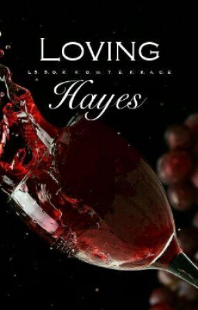 Loving Hayes #2 by linastefanova