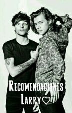 Recomendaciones Larry♡ by carla_as_me