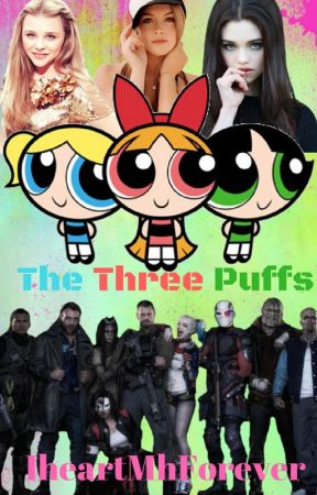 The Three Puffs by IheartMhForever
