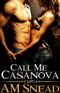 Call Me Casanova (M/F Romance) cover