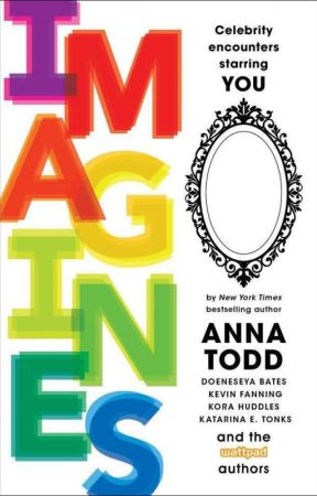 Imagines - What's it like to be published! by Morriggann