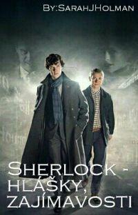 Sherlock - hlášky, zajímavosti cover