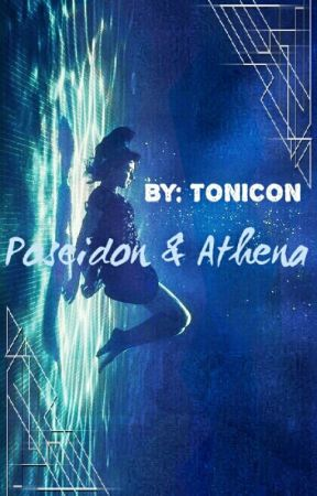 Poseidon & Athena by Tonicon