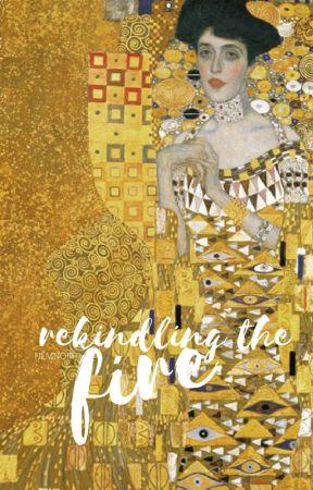 REKINDLING THE FIRE | CHRONICLES OF NARNIA by filmnoir_