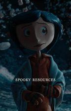 SPOOKY RECOURSES by spoopycommunity