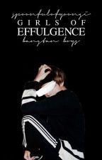 girls of effulgence   bts by spoonfulofyoongi