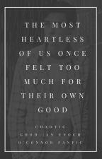 Chaotic Good::Enoch O'Connor (MPHFPC) by booknerds_unite