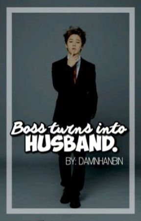 My Boss Turns Into My Husband →  PARK JIMIN FF, P.J ♧ COMPLETED by damnhanbin