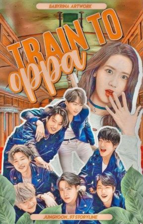 Train To Oppa ❤ + BTS by JungYoon_97