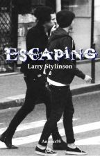 Escaping - Larry Stylinson (rewriting) by imadarklarry