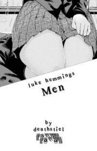 Men| luke hemmings (DISCONTINUED) cover