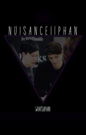 Nuisance//phan au by whatsaphan
