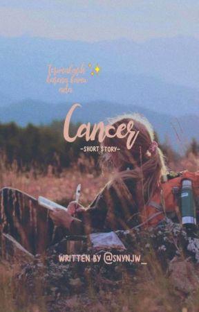 CANCER ✔️ by snynjw_