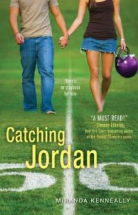 Catching Jordan cover