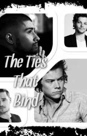 THE TIES THAT BIND-Book 3 In The Sexy As Series by DreamingofZayn