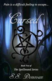 Cursed (The Spellbound Series, #2) cover