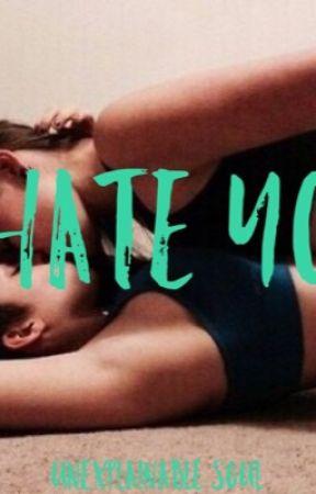 I Hate You (GirlxGirl) by SeaLesbians
