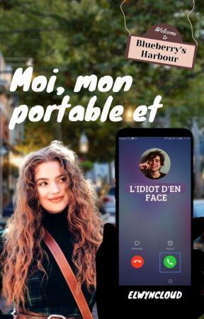 Moi, mon Portable et l'Idiot d'en Face by ElwynCloud