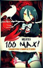 100% MAX! (Haikyuu Fanfiction) by Meloisca